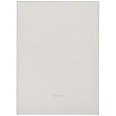 Placa Cega Arteor Pearl Alumínio 4x2 - Pial