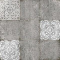 Porcelanato Acetinado Borda Reta Gaulês 63,5x63,5cm