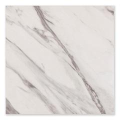Porcelanato Alto Brilho Borda Reta Bianco Carrara Polido 60x60cm - Portobello