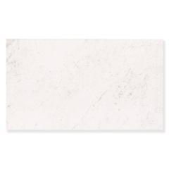 Porcelanato Esmaltado Borda Reta Marmi Clássico Bianco Pighes Polido 60x120cm - Portobello