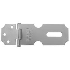 Porta Cadeado em Zamac para Porta 63mm Cromado - Aliança