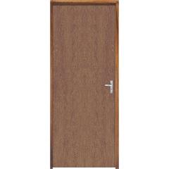 Porta Montada Lisa E Imbuia 210x72