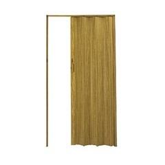 Porta Sanfonada Plast Porta com Puxador E Trinco 210x60cm