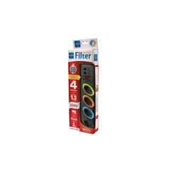 Protect Filter Circuit Breaker 220v Grafite - Davena