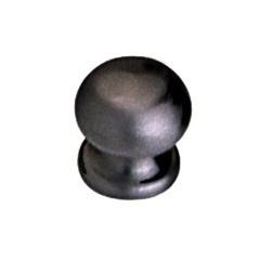 Puxador Botão Cromado Acetinado em Alumínio Ref. 430 - Brumet