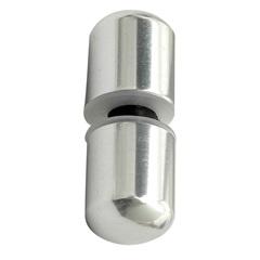 Puxador em Alumínio para Box Polido - Fixtil