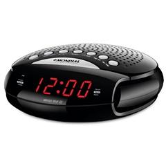 Radio Relógio Sleep Star Ii 2w Bivolt Preto