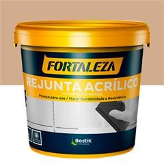 Rejunte Acrílico para Porcelanato Camurça 1kg - Fortaleza
