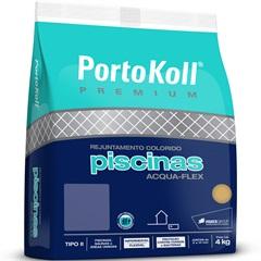 Rejunte para Piscina Acqua Flex Up Branco Brilhante 4kg - Portokoll