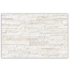 Revestimento Filetado Retificado Esmaltado Branco 43,7x63,1cm - Ceusa
