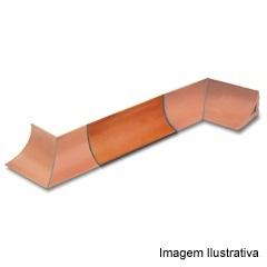 Rodapé Ang Ref. Ltcra249595-15 Caixa com 12 Peças  - Fênix