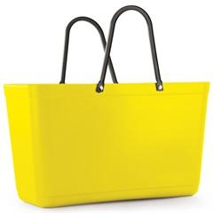 Sacola Organizadora Flexível de Plástico Amarela de 17 Litros  - Arthi