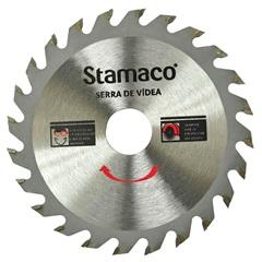"Serra de Vídea 30 Dentes 4 3/8"" 110 Mm - Stamaco"