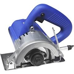 "Serra Mármore 4.3/8"" 1300w 110v Gymc10010-3 Azul E Cromada - Goodyear"