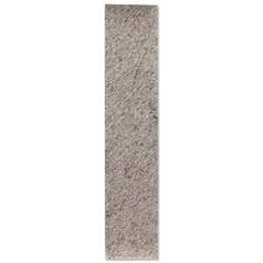 Soleira de Granito Siena 82x14cm Branca - Villas Deccor