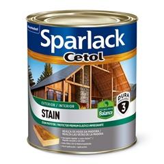 Stain Acetinado Cetol Natural Transparente 900ml - Sparlack