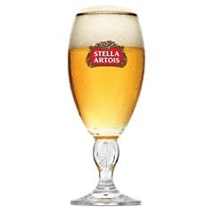 Taça para Cerveja em Vidro Stella Artois 250ml Transparente - Pasabache