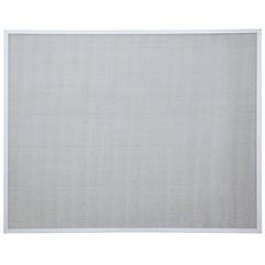 Tela Mosquiteiro Inteiriça 100x150cm Branca - Sasazaki