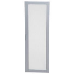 Tela Mosquiteiro para Janela de Correr Aluminium 100x120cm Branca - Sasazaki