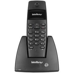 Telefone sem Fio com Identificador de Chamadas Ts40 Id Preto