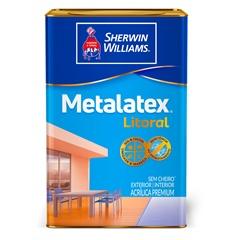 Tinta Acrílica Metalatex Litoral Palha Itaunas 18 Litros