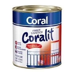 Tinta Esmalte Coralit Brilhante 900ml