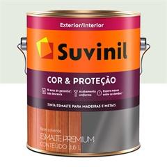 Tinta Esmalte Premium Brilhante Cor & Proteção Gelo 3,6 Litros - Suvinil