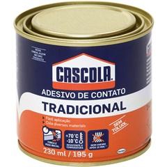 Tradicional sem Tuluol 195g - Cascola