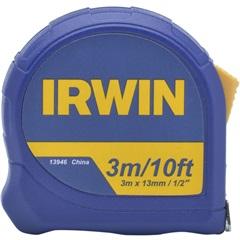"Trena Standard 1/2"" 3m Azul E Amarela - Irwin"