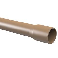 Tubo Soldável Marrom 50mm X 3m - Tigre