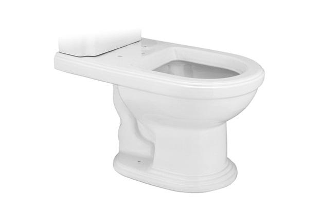 Bacia para Caixa Acoplada Firenze Branco Ip8100  - Icasa