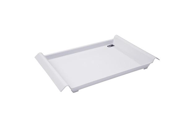 Bandeja Grande Branca 29,3x45cm  - Coza
