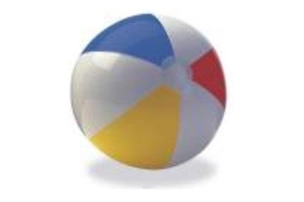 Bola de Praia Lisa Média Ref. 59020 - Intex