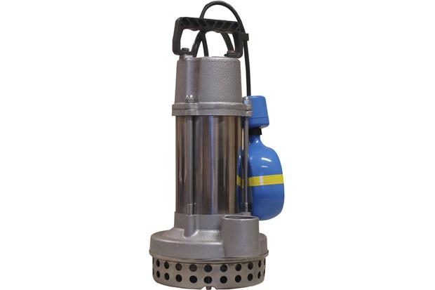 Bomba Submersível para Drenagem E Esgotamento 1/2cv 220v Série Ds-9 Cromada - Dancor