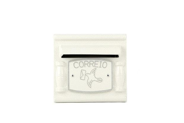 Caixa de Correio em Alumínio Depop 263 - Prates & Barbosa