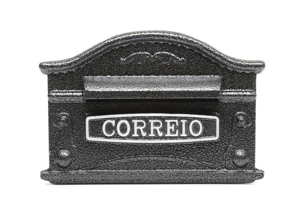 Caixa de Correio Princesa Ref. 046 - Prates & Barbosa