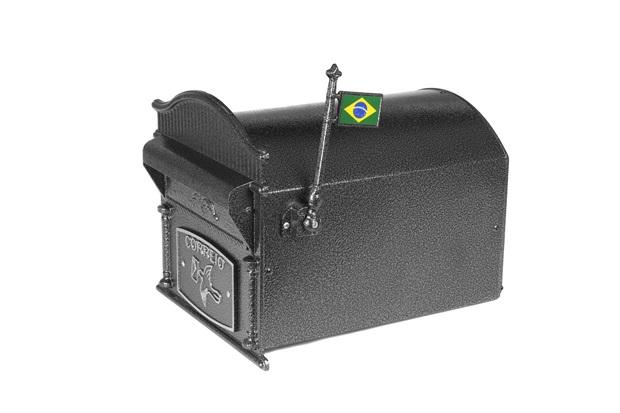 Caixa de Correio Yankee Brasil Ref: 056    - Prates & Barbosa