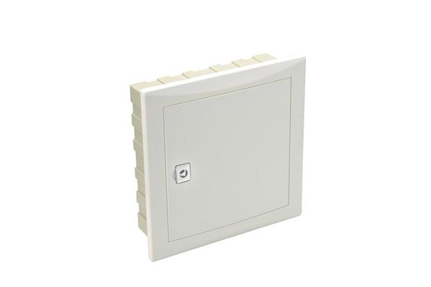 Caixa de Embutir Padrão Telebrás Home Center Branco 20 X 20 Cm  Dy910401        - Pial Legrand