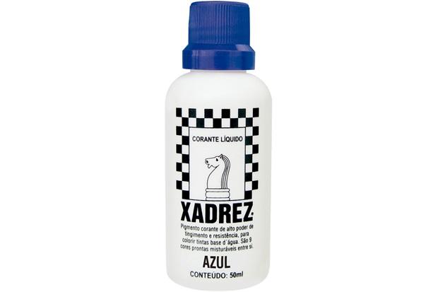 Corante Líquido Xadrez Azul 50ml - Sherwin Williams