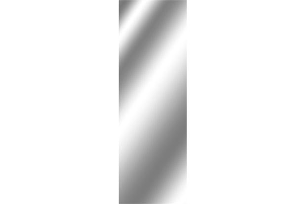 Espelho Lapidado Auto Adesivo 90x30 Cm - Euroquadros