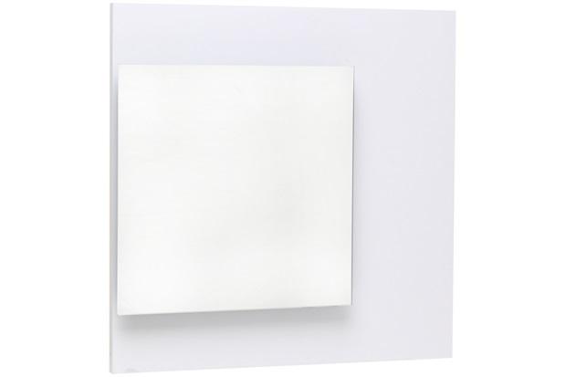 Espelho Monza 30 X 30 Cm Branco - Casanova