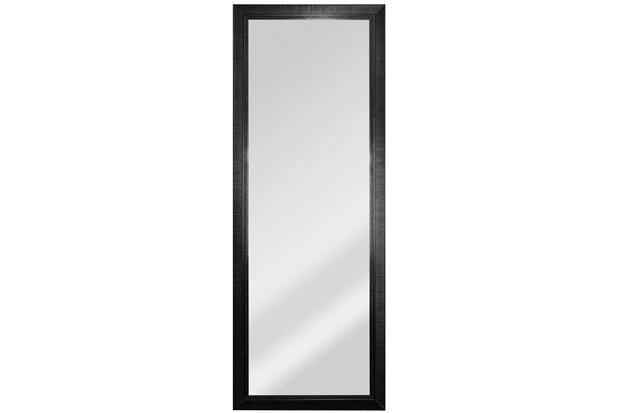 Espelho Retangular Moldura de Madeira Tabaco Esmeralda 169x63cm - Espelhos Leão