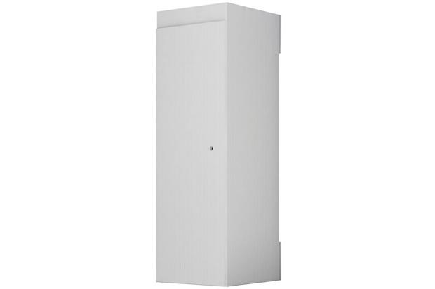 Gabinete para Área de Serviço Suspenso Mimo 136x43cm Branco Textura - Albatroz