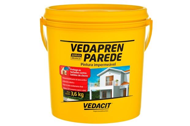 Impermeabilizante vedapren parede palha gal o 3 6litros palha vedacit c c - Impermeabilizante para paredes ...
