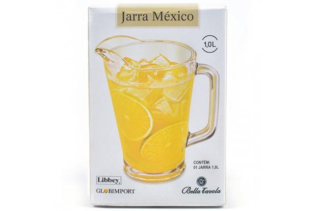 Jarra Lisa México 1 Litro 8600379 - Globimport