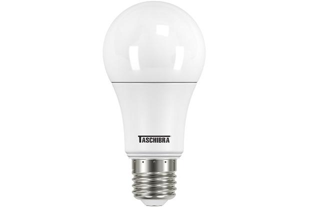 Lâmpada Led Bulbo Tkl 60 9w Autovolt 6500k Luz Branca - Taschibra