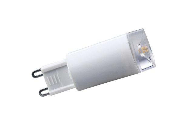 Lâmpada Led Dicróica Gu10 2,5w Bivolt Mini G9 2700k Luz Amarela - Brilia
