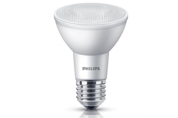 Lâmpada Led Par 20 6,5w Bivolt Luz Amarela - Philips