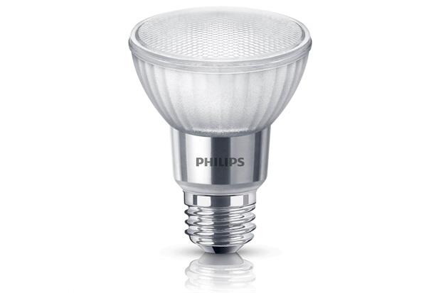 Lâmpada Led Par 20 6w 220v Luz Amarela - Philips