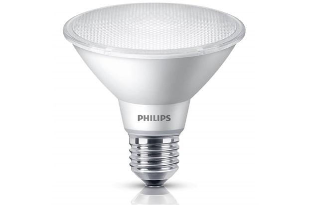 Lâmpada Led Par 30 9w Bivolt Luz Amarela - Philips
